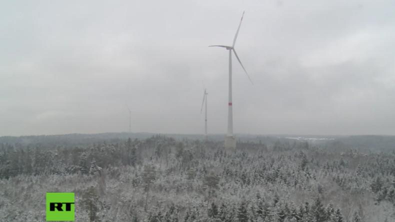 Höchste Windkraftanlage der Welt in Baden-Württemberg in Betrieb genommen