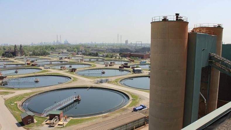 Menschliche Organe in der Wasseraufbereitungsanlage in Detroit entdeckt