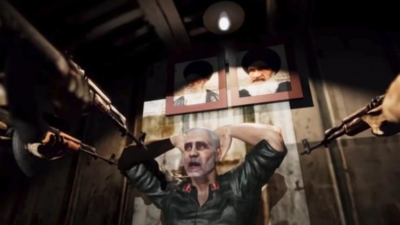 Saudischer Animationsfilm zeigt Militärinvasion und Sturz der iranischen Regierung [mit Video]