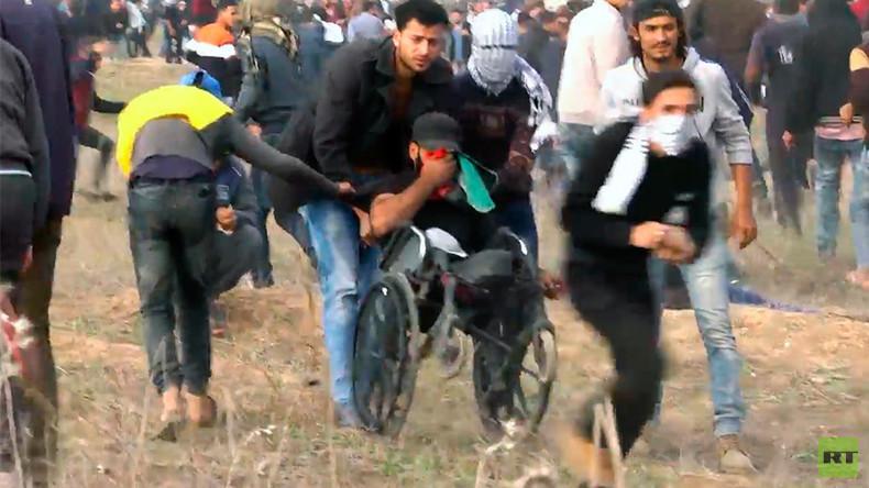 UN-Menschenrechtschef fordert Untersuchung von Tötung eines behinderten Protesters durch IDF