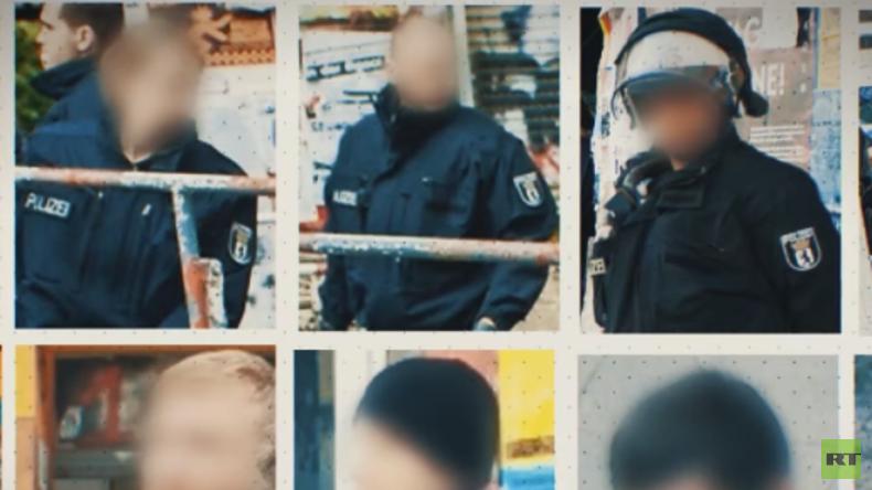 Retourkutsche der Antifa: Fotos von Polizisten veröffentlicht [Video]