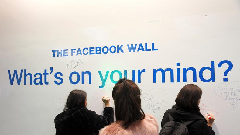 Kartellwächter werfen Facebook zu viel Marktmacht und Datensammlung vor