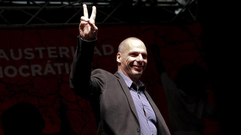 Europa: Varoufakis fordert Einsicht in Gutachten über Kürzung von Nothilfen – EZB verweigert