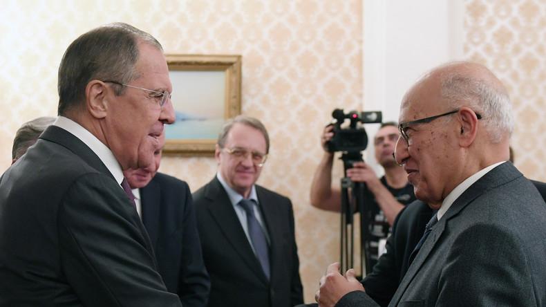 Auf der Suche nach Frieden wenden sich die Palästinenser an Russland
