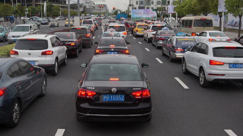 Volkswagen liefert erstmals drei Millionen Autos in China aus