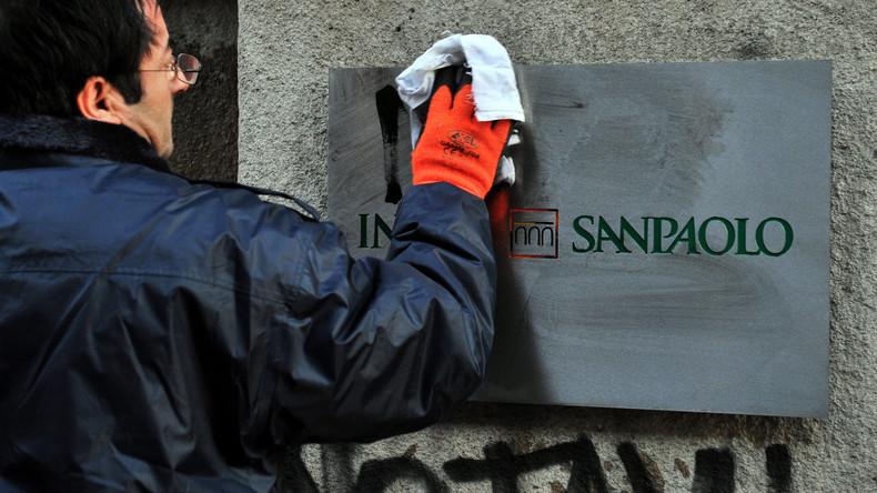 Italienische Großbank streicht Tausende Stellen