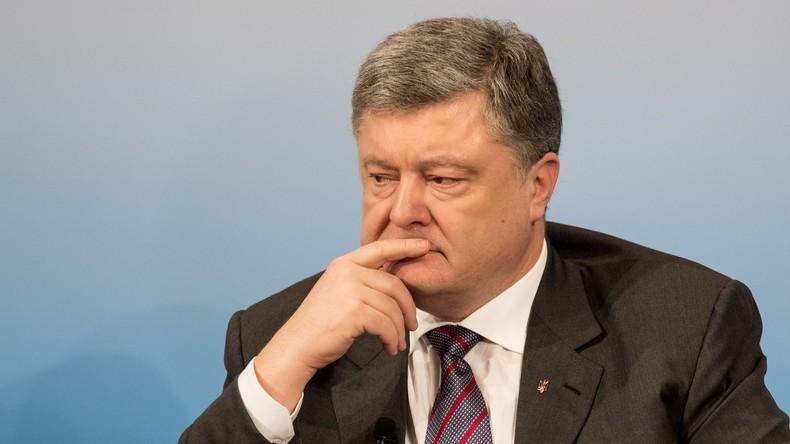 Berlin und EU: Poroschenko muss wählen - Amt oder Reichtum