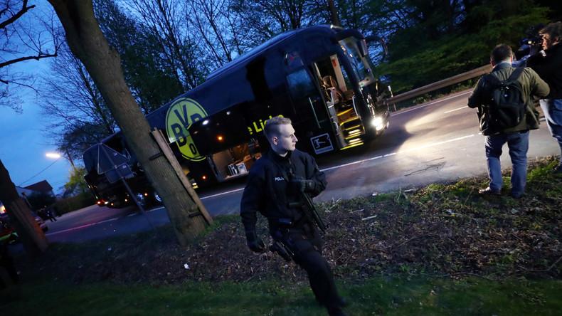 Anschlag auf BVB-Bus: Prozess gegen Sergei W. beginnt