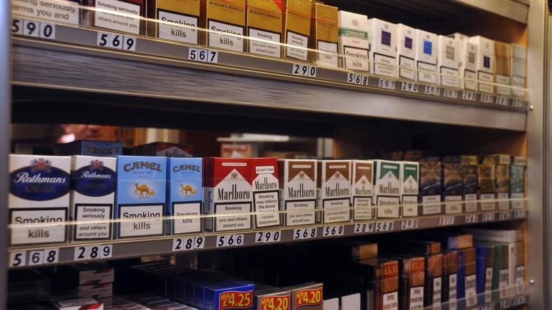 Zoll beschlagnahmt mehr als 4,3 Millionen unversteuerte Zigaretten