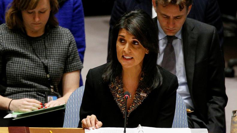 UN-Generalversammlung: USA drohen dem Rest der Welt [Video]