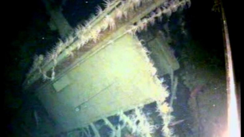 Australisches U-Boot nach mehr als 100 Jahren gefunden