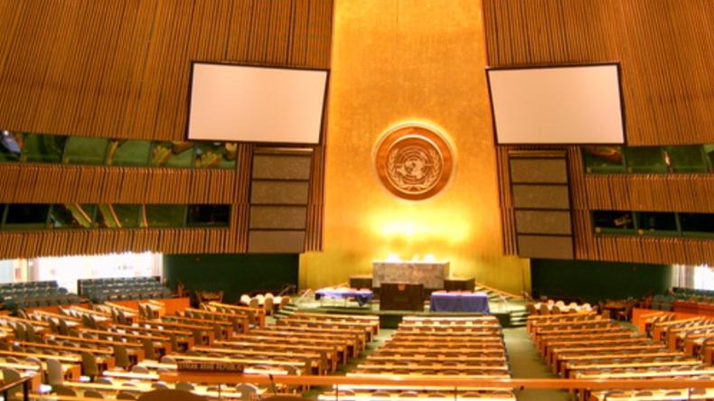 LIVE: UN-Vollversammlung tritt zu Dringlichkeitssitzung über Jerusalem zusammen