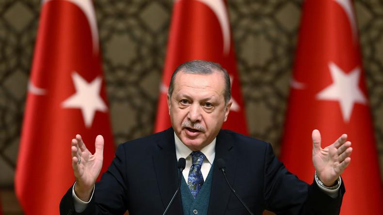 Niemals den eigenen Willen verscherbeln - Erdogans Rat angesichts der US-Drohungen zuJerusalem