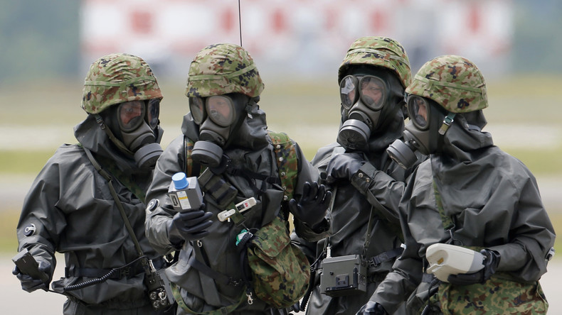 USA werfen Nordkorea Tests mit biologischen Waffen vor - Forschen aber selber weiter [Video]