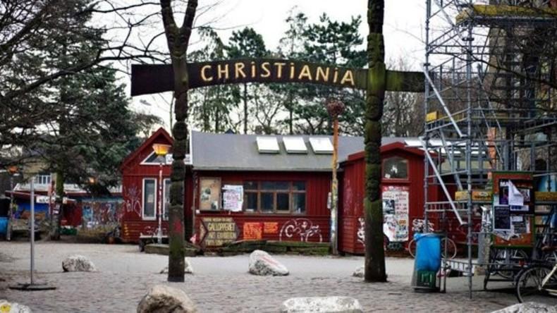 Polizei räumt alle Hasch-Buden in Kopenhagener Hippie-Viertel Christiania