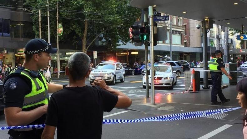 Australische Polizei: Fahrer von Melbourne erzürnt über den Umgang mit Muslimen