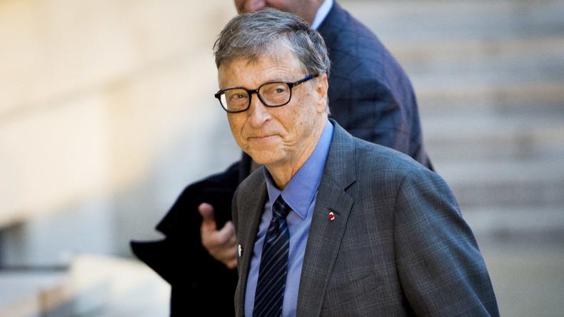 Eine schöne Bescherung: Bill Gates spielt Wichteln bei Reddit