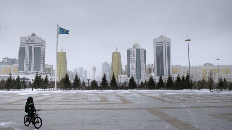 US-amerikanische Bank friert 22 Milliarden US-Dollar schwere Vermögenswerte Kasachstans ein