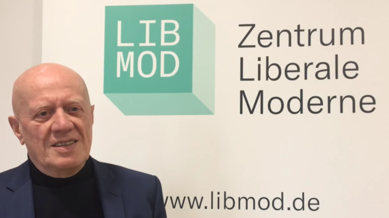 Die Arbeit des Zentrums liberale Moderne
