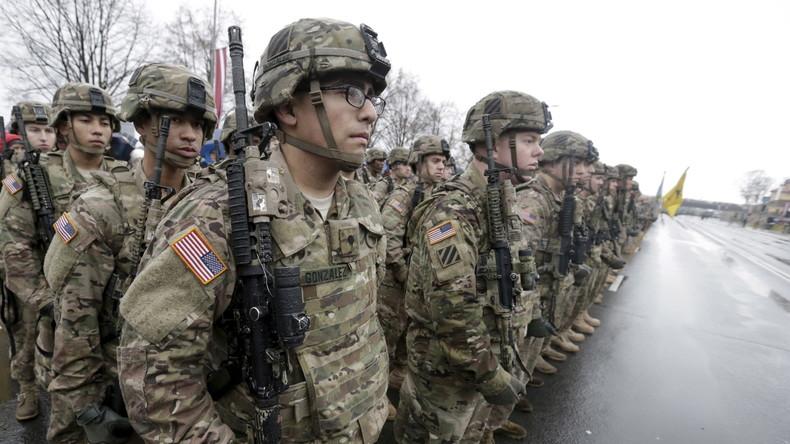 """""""Schattenkrieg der Sondereinheiten"""": US-Spezialeinheiten an der russischen Grenze"""