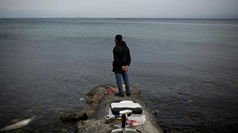 Internationale Organisation für Migration: Weniger Migranten nach Europa geflüchtet und weniger Tote