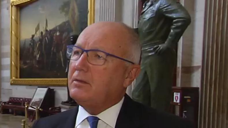 US-Botschafter in den Niederlanden sorgt mit