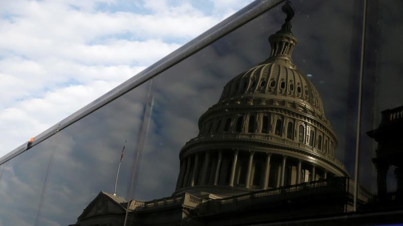 """US-Kongress wendet """"Shutdown"""" der Regierung in letzter Minute erneut ab"""