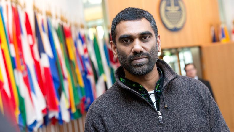 Südafrikanischer Anti-Apartheid-Aktivist wird neuer Chef vonAmnesty International