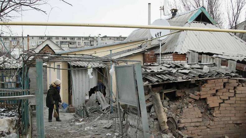 USA wollen Ukraine mit defensiven Waffen beliefern