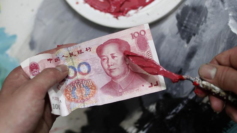 China bestraft Tausende Menschen wegen Missbrauch von Staatsgeldern