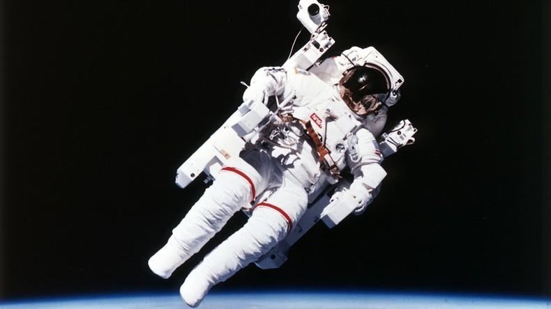 US-Astronaut Bruce McCandless ist tot