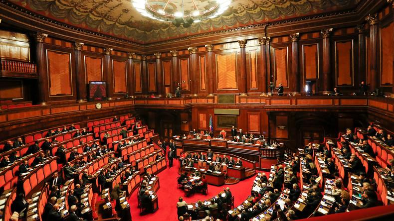 Italiens Parlament macht Weg frei für Wahlen