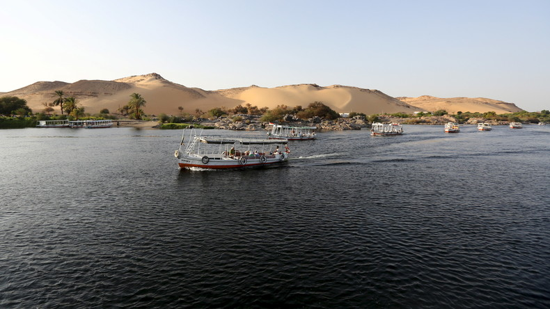 Ägyptischer Popdiva droht Haftstrafe wegen Äußerungen über den Nil