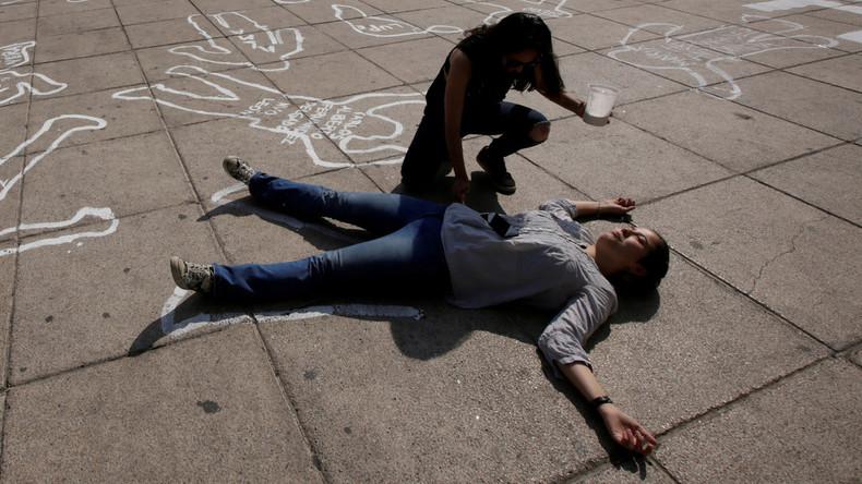 Zahl der Morde in Mexiko auf höchstem Stand seit 20 Jahren