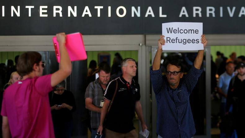 US-Gericht erklärt Donald Trumps Einreisebeschränkungen für teils unzulässig