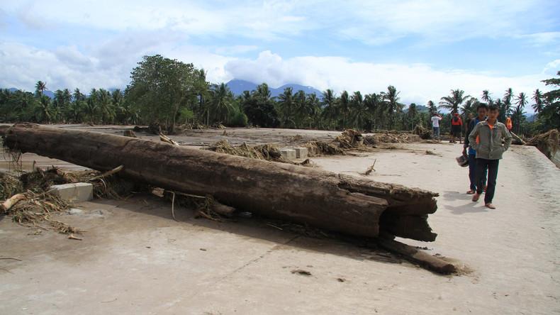 """Tropensturm """"Tembin"""" hinterlässt über 200 Tote auf Philippinen"""