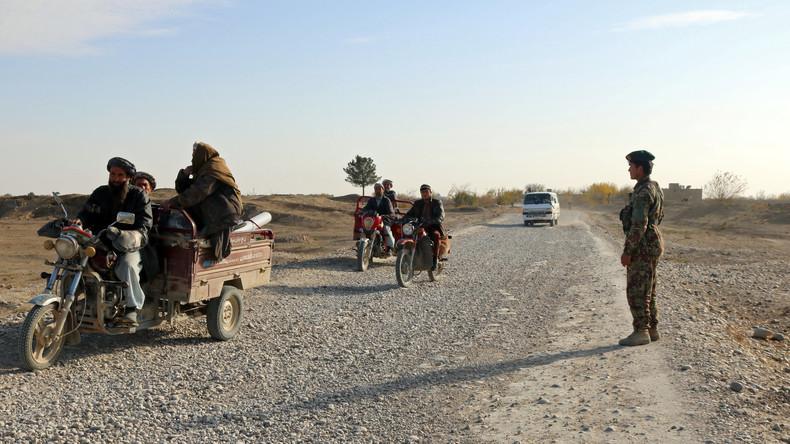 Mindestens sieben Zivilisten sterben durch Sprengfalle in Südafghanistan