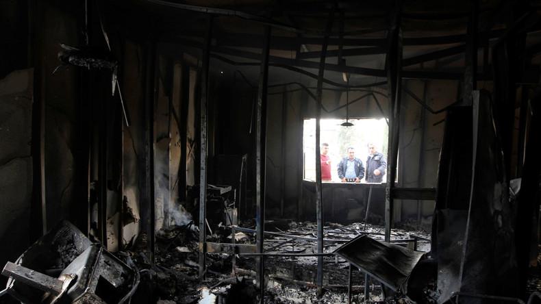 Tote bei Angriff der Terrormiliz IS im Irak