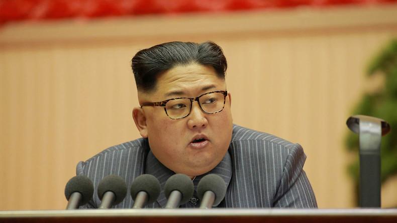 Nordkorea: Neue Sanktionen sind Kriegserklärung- Kräftegleichgewicht mit USA notwendig