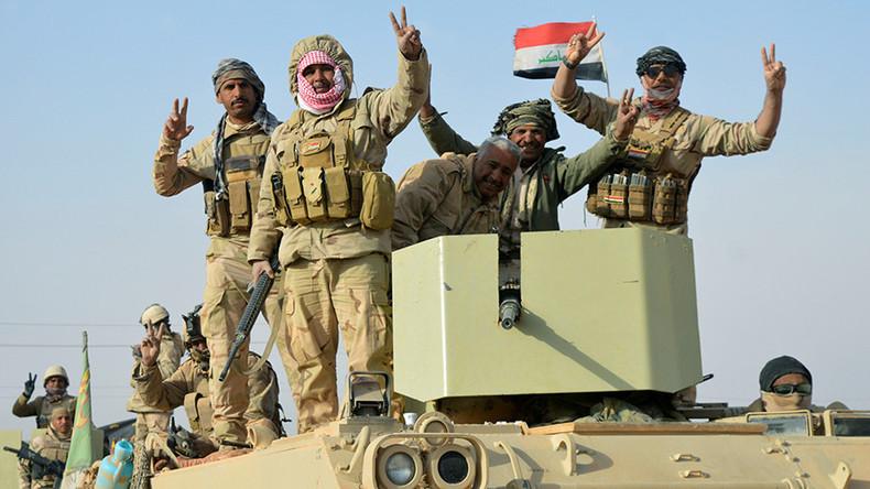 Irak: Mindestens vier Tote bei IS-Angriff trotz angeblicher Vertreibung der Terrormiliz