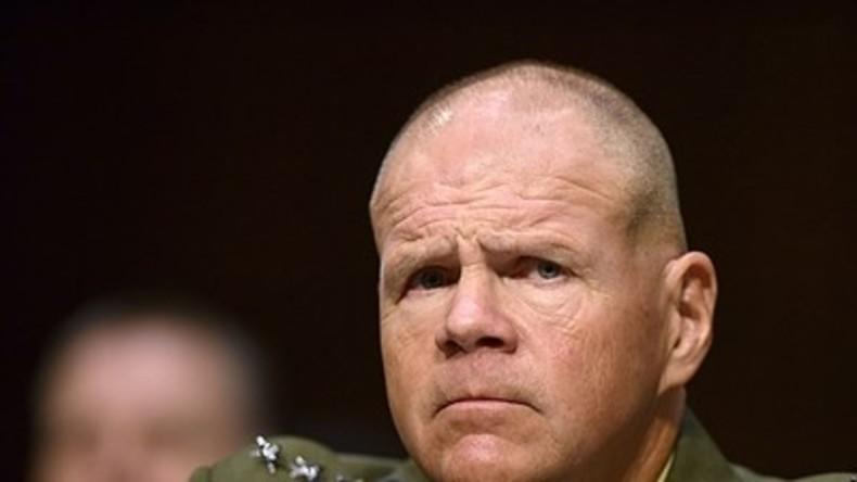US-General stimmt Truppen auf