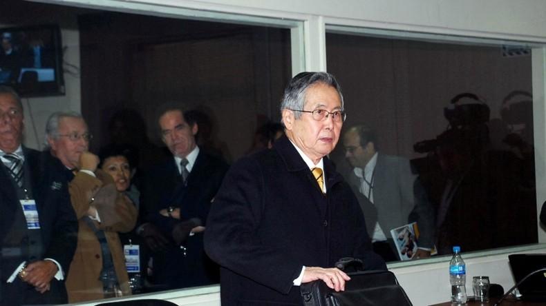 Perus Ex-Präsident Fujimori aus humanitären Gründen begnadigt