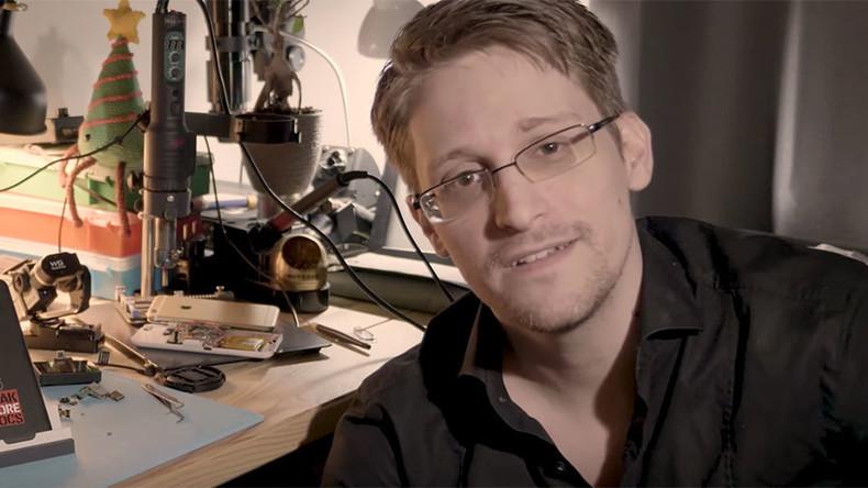 """Snowden präsentiert """"Anti-Spionage""""-App gegen Eindringlinge"""