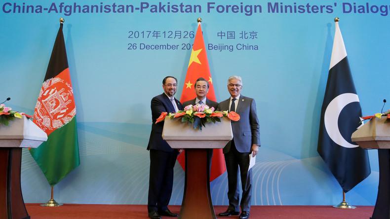 Neue Runde von Afghanistan-Gesprächen in China gestartet
