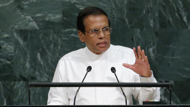 Sri Lanka: Präsident gewährt 526 Häftlingen Amnestie zum Weihnachtsfest