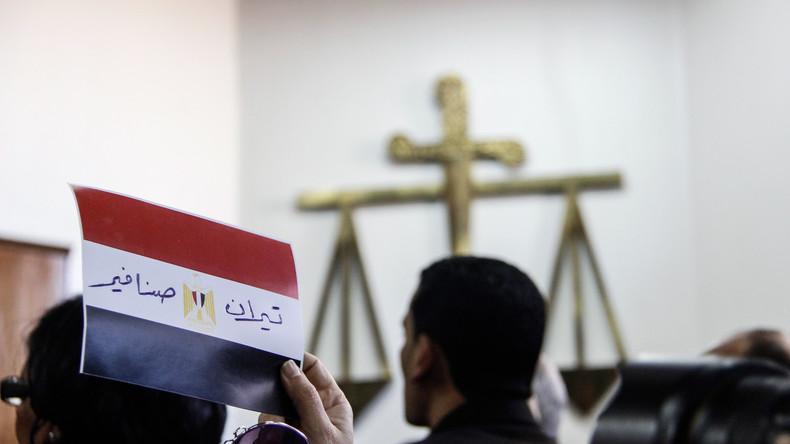 Ägypten: 15 Menschen wegen Tötung von Armeemitgliedern hingerichtet