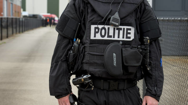 Vier Männer wegen Terrorverdachts in den Niederlanden festgenommen
