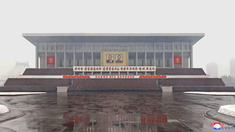 US-Regierung verhängt Sanktionen gegen zwei Nordkoreaner