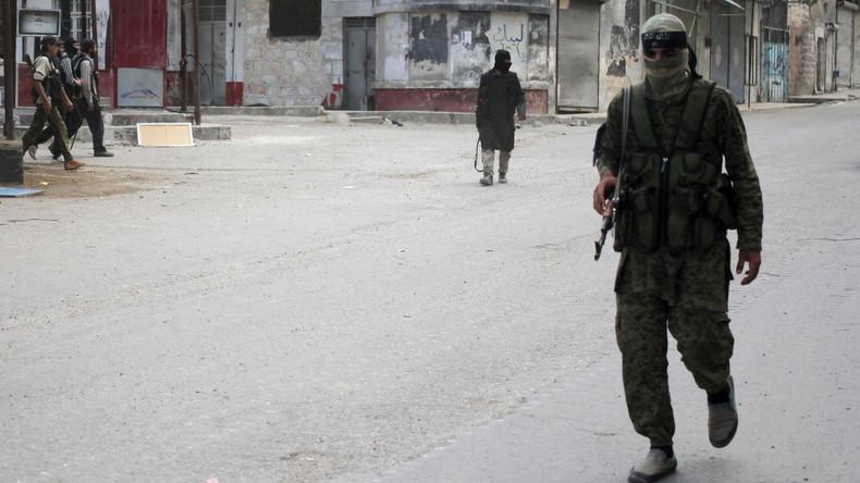Syrien: Vom Westen unterstützte Dschihadisten lehnen Friedensgespräche ab