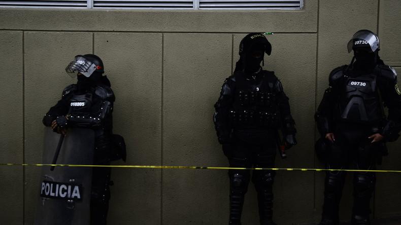 Mord-Zahl in Kolumbien auf 40-Jahres-Tief